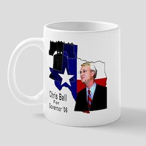 ChrisBell, TX GOV Mug