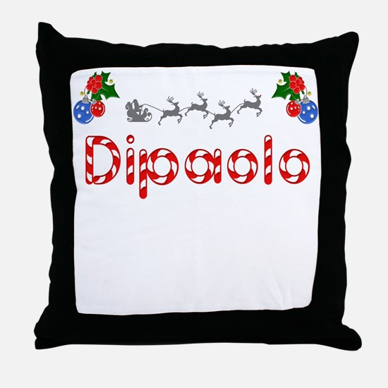 Dipaolo, Christmas Throw Pillow