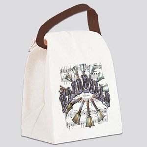 handbells Canvas Lunch Bag