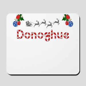 Donoghue, Christmas Mousepad