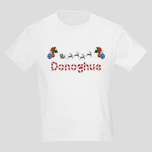 Donoghue, Christmas Kids Light T-Shirt