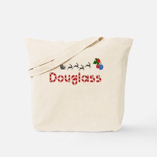 Douglass, Christmas Tote Bag