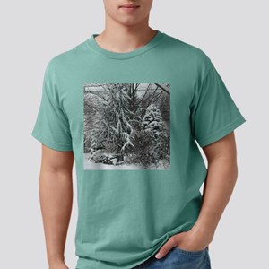 TILE-WINTERGAR Mens Comfort Colors Shirt