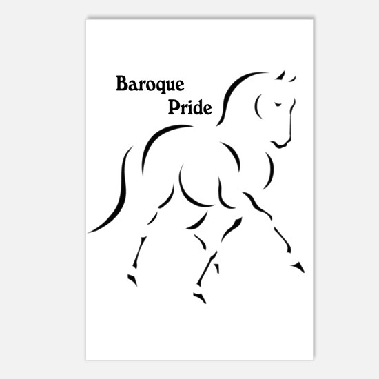 Baroque Pride Postcards (Package of 8)