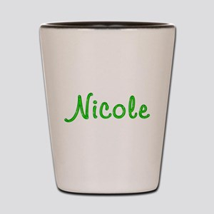 Nicole Glitter Gel Shot Glass