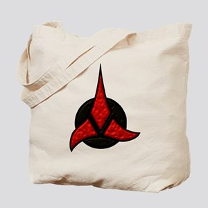 Klingon Badge 2 Tote Bag