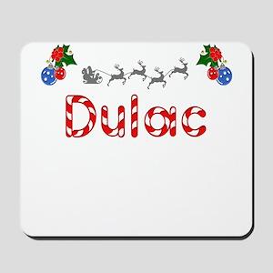 Dulac, Christmas Mousepad
