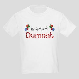 Dumont, Christmas Kids Light T-Shirt