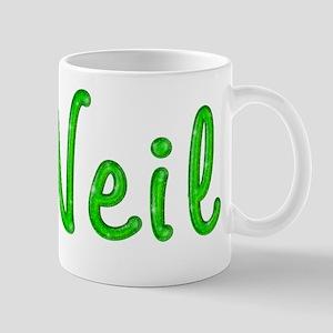 Neil Glitter Gel Mug