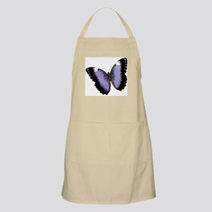 Satin Butterfly BBQ Apron