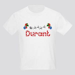 Durant, Christmas Kids Light T-Shirt