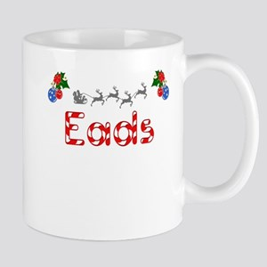 Eads, Christmas Mug