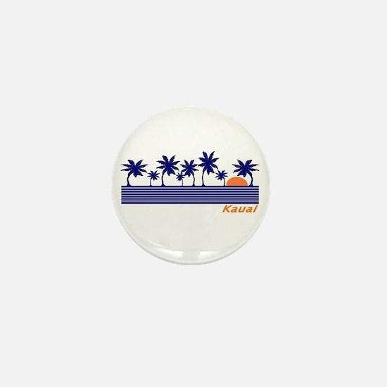 Cute Kauai Mini Button