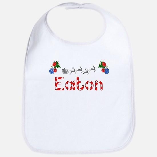 Eaton, Christmas Bib