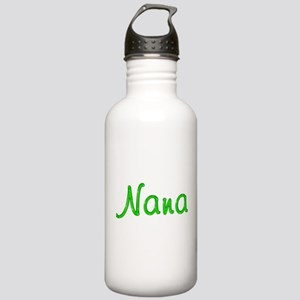Nana Glitter Gel Stainless Water Bottle 1.0L