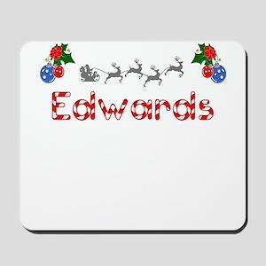 Edwards, Christmas Mousepad