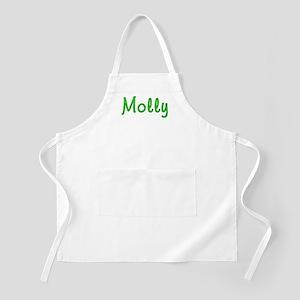 Molly Glitter Gel Apron