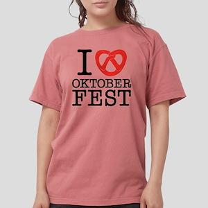 ILoveOktoberFest3 Womens Comfort Colors Shirt