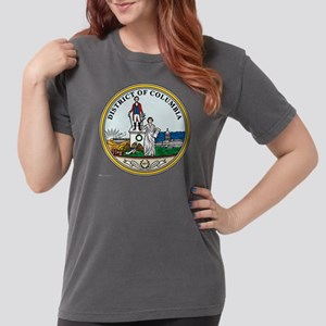 District of Columbia t Womens Comfort Colors Shirt