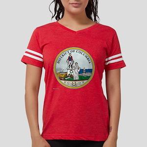 District of Columbia templat Womens Football Shirt