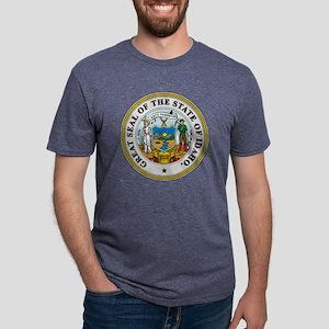Idaho template Mens Tri-blend T-Shirt