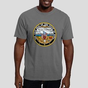 Iowa template Mens Comfort Colors Shirt