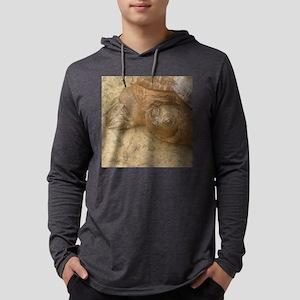 snapturtle Mens Hooded Shirt