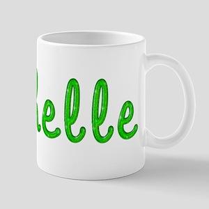 Michelle Glitter Gel Mug