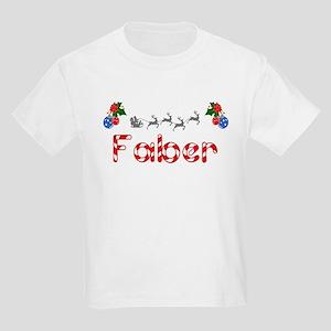 Faber, Christmas Kids Light T-Shirt
