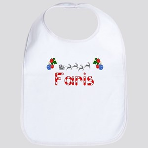 Faris Name Baby Bibs - CafePress