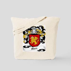 Marx Coat of Arms Tote Bag