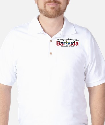 Codrington Barbuda Golf Shirt