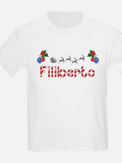 Filiberto, Christmas T-Shirt