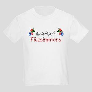 Fitzsimmons, Christmas Kids Light T-Shirt