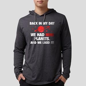 nineplanetss3A Mens Hooded Shirt