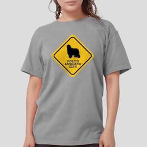 15-Polish-Lowland-Shee Womens Comfort Colors Shirt