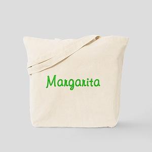 Margarita Glitter Gel Tote Bag