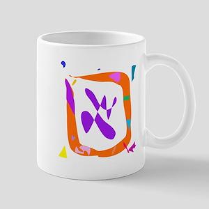 World Contemporary Art Season Winter Color Mug