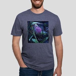 tote bag lonely slipper Mens Tri-blend T-Shirt