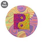 Purple Yellow Yin Yang 3.5