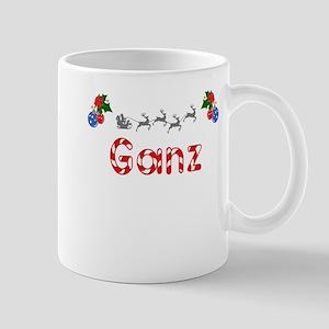 Ganz, Christmas Mug