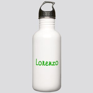 Lorenzo Glitter Gel Stainless Water Bottle 1.0L