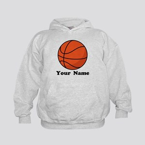 Personalized Basketball Kids Hoodie