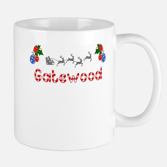 Gatewood, Christmas Mug