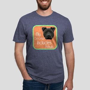 GeorgiaIncludes Mens Tri-blend T-Shirt