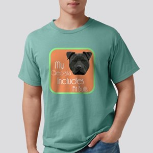 GeorgiaIncludes Mens Comfort Colors Shirt