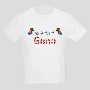 Geno, Christmas Kids Light T-Shirt