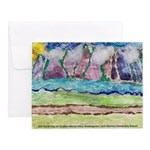 Alice Earth Day Contest Note Cards (set Of 10)