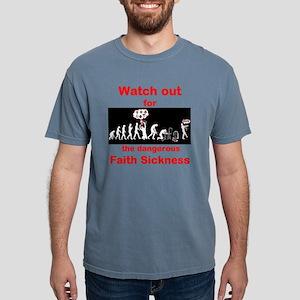 Faith Sickness Mens Comfort Colors Shirt