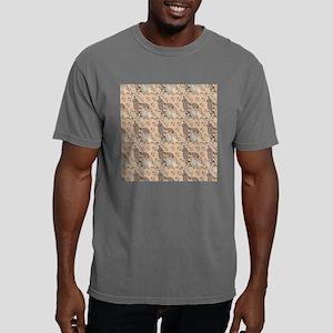 Newfoundland dog whimsy Mens Comfort Colors Shirt